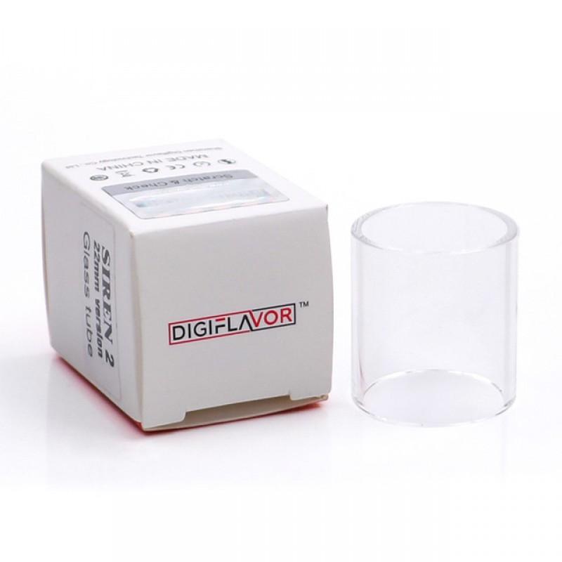 Digiflavor Siren 2 Replacement Glass 4.5ml