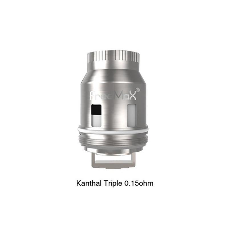 Freemax Mesh Pro Kanthal Triple Coil 0.15ohm