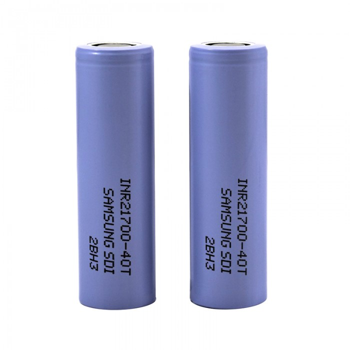 Samsung 21700 Battery 40t 4000mAh