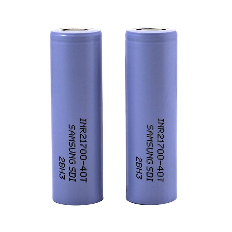 Samsung 21700 Battery 40t 4000mAh