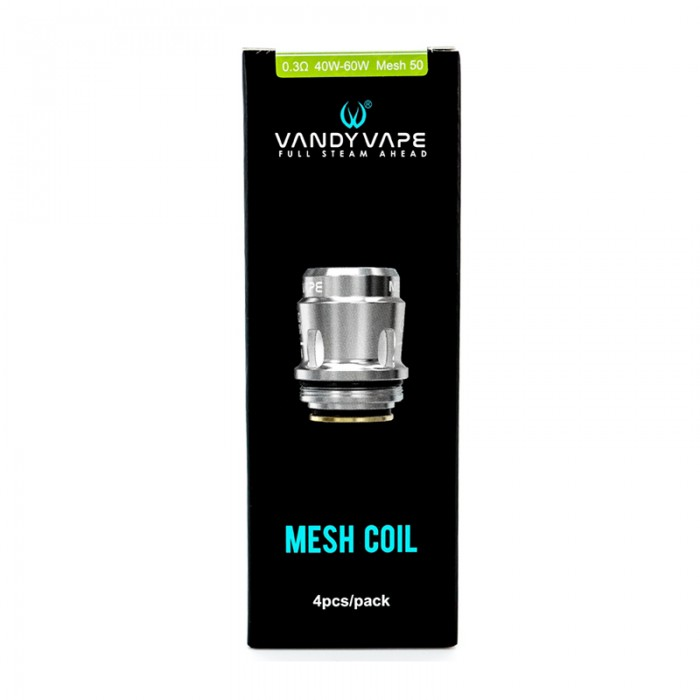Vandy Vape Jackaroo Mesh 50 Coil 0.3ohm
