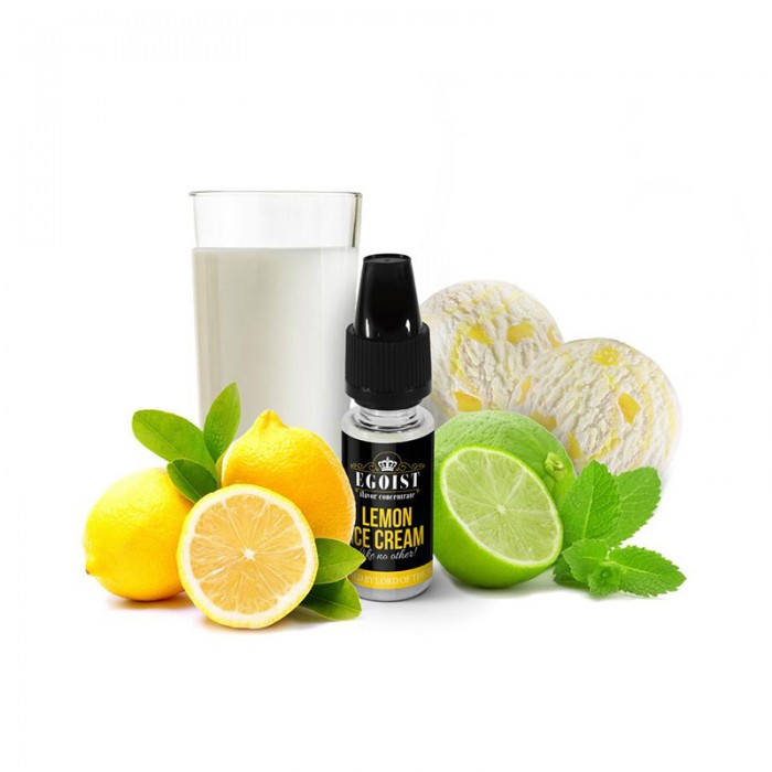 Egoist - Lemon Icecream Flavor 10ml