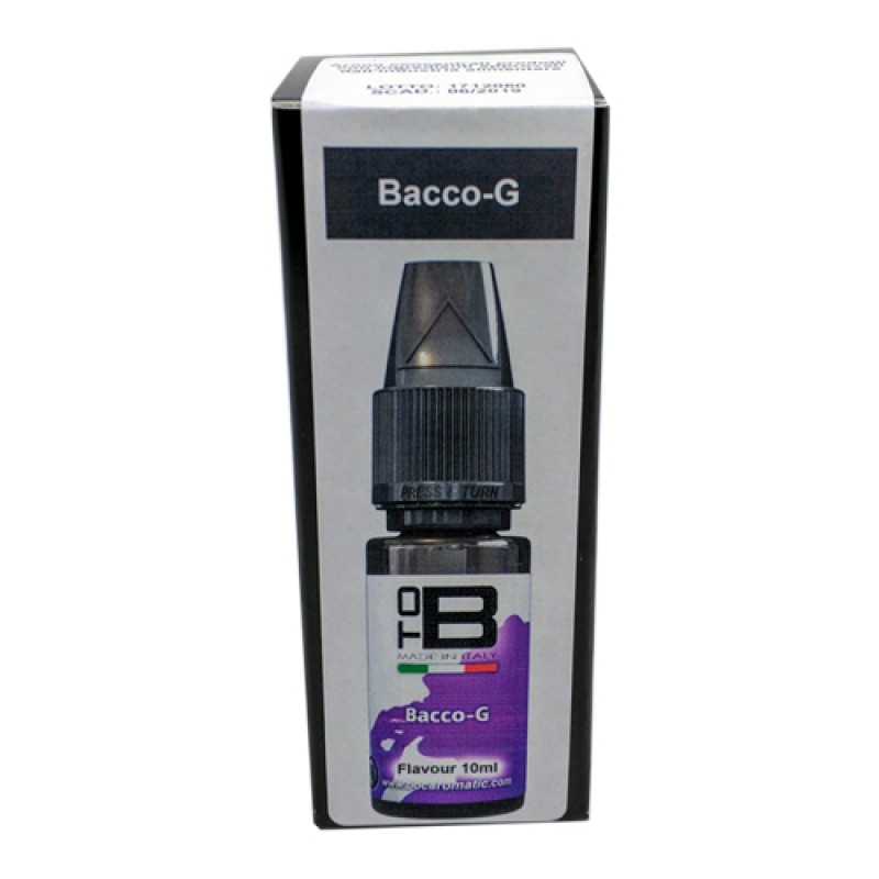 ToB e-Liquid Flavour Bacco-G