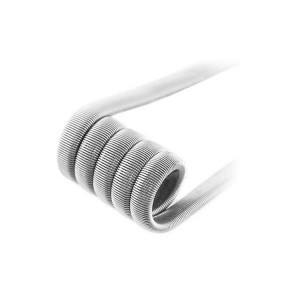 Coilology Ni80 Tri-Core Fused Clapton Prebuilt Coil 26GA 0.21ohm (10pcs)