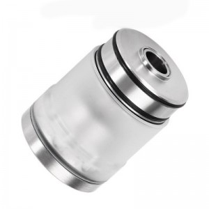 CopperVape Hussar Single Coil RTA Top Cap Micro