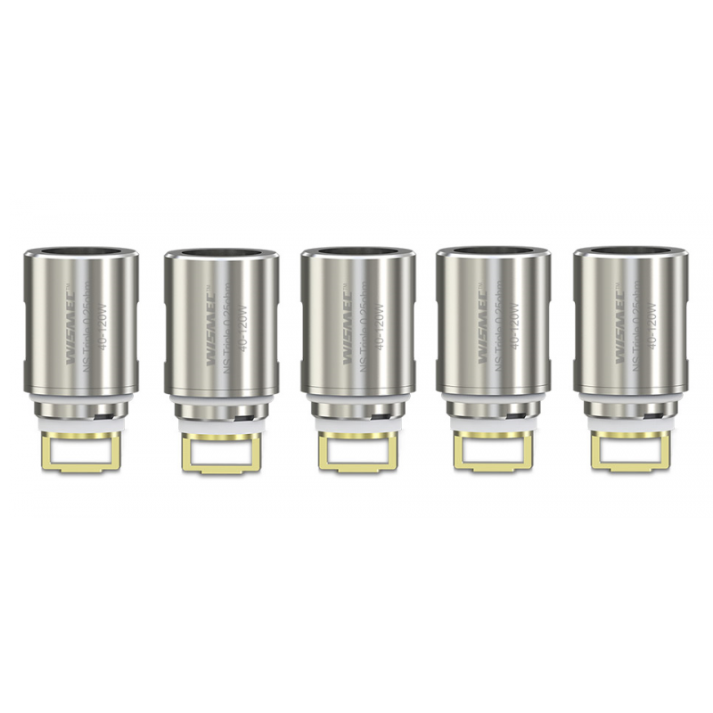 Wismec NS Triple Coil Head 0.25Ω