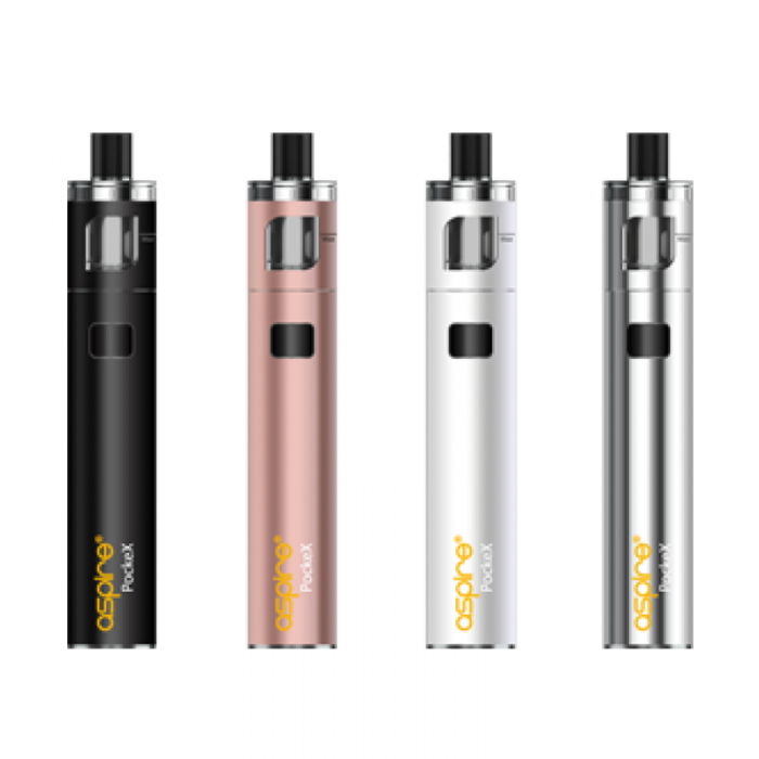 Aspire PockeX AIO Kit
