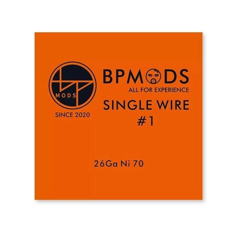 BP Mods Ni70 26GA Wire 5m