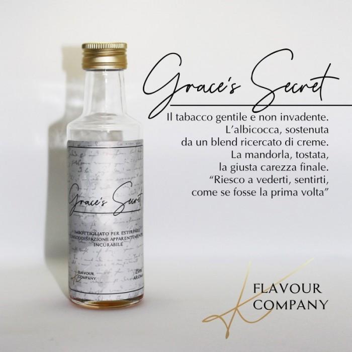 K Flavours Grace's Secret 25->100ml
