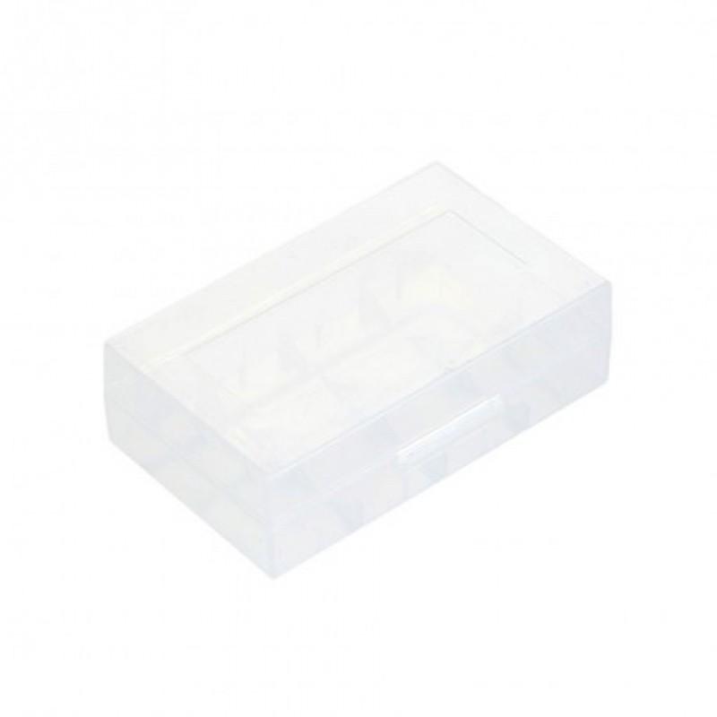 Plastic Case For 20700/21700 Batteries 2 Slots