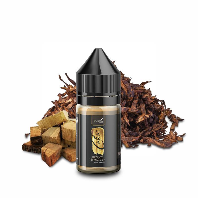 Carat Woody Tobacco 10->30ml