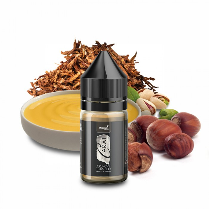 Carat Crunchy Tobacco 10->30ml