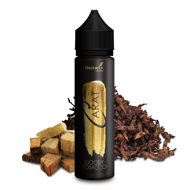 Carat Woody Tobacco 20ml