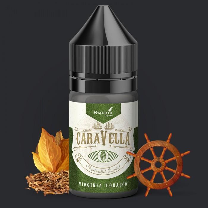 Caravella Virginia Tobacco 10->30ml