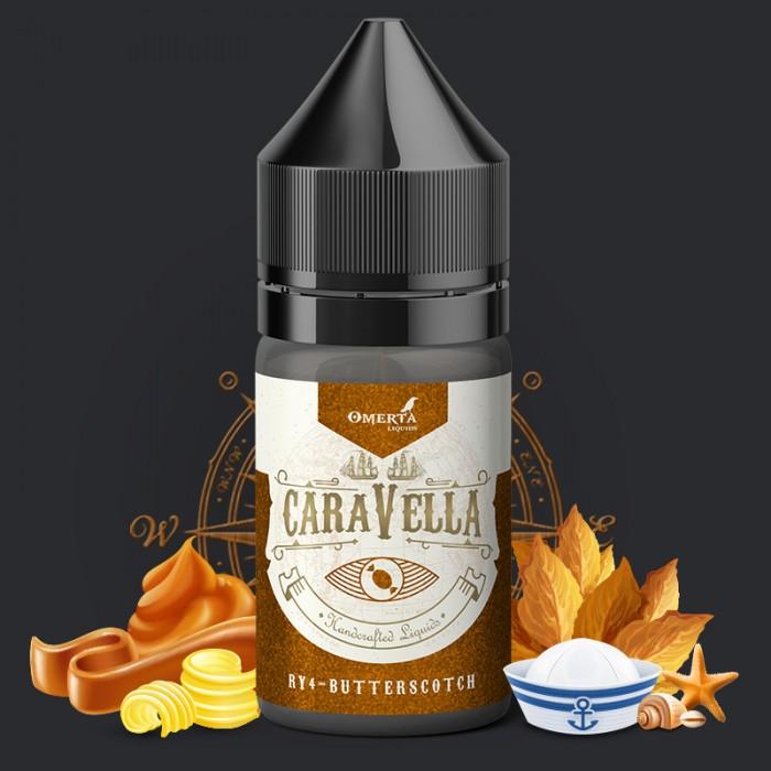 Caravella RY4 Butterscotch 10->30ml