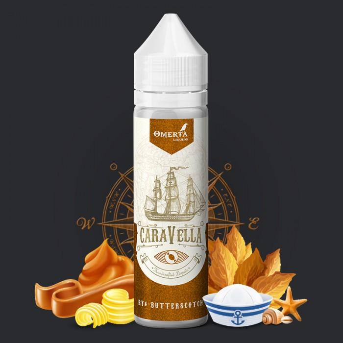 Caravella RY4 Butterscotch 20->60ml
