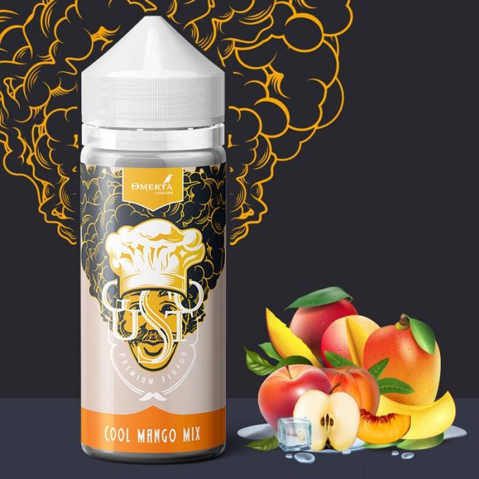 Gusto Cool Mango Mix 30->120ml