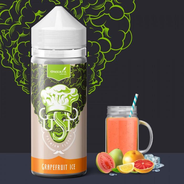 Gusto Grapefruit Ice 30->120ml