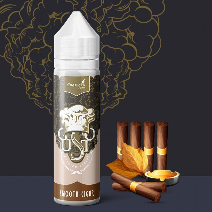 Gusto Smooth Cigar 20->60ml