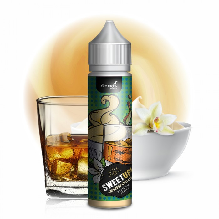 SweetUp Bourbon Custard 20ml