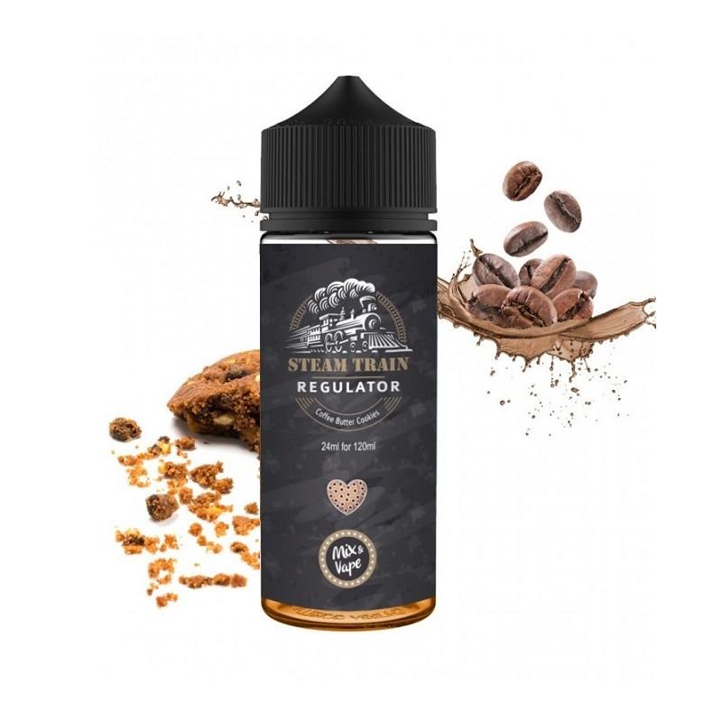 Steam Train Flavor Regulator 24ml