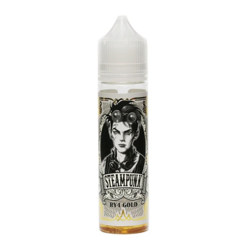 SteamPunk Flavor RY4 Gold