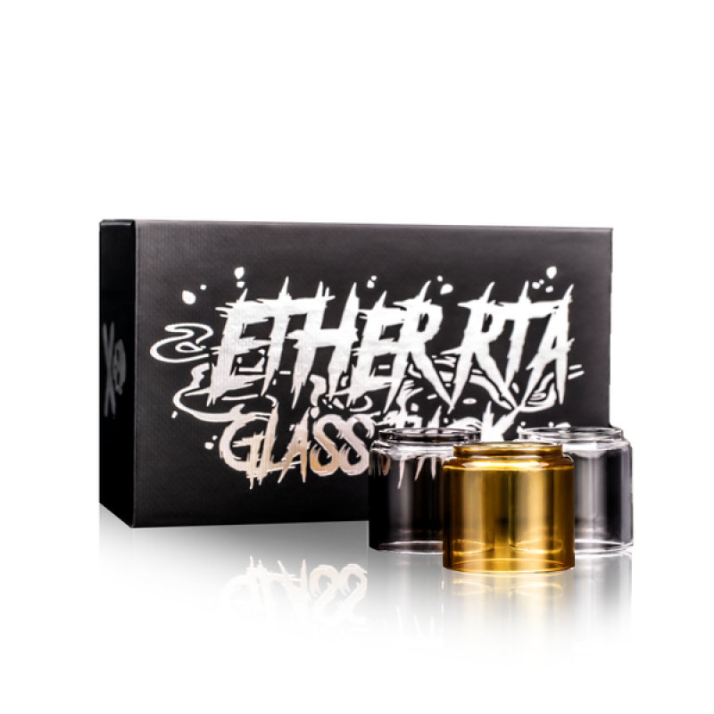 Suicide Mods x Vaping Bogan Ether RTA Glass Pack