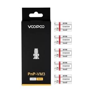 Voopoo PnP-VM3 Mesh Coil 0.45Ohm