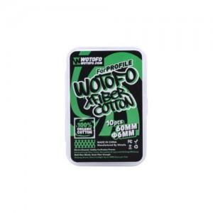 Wotofo XFiber Cotton 6mm 10pcs