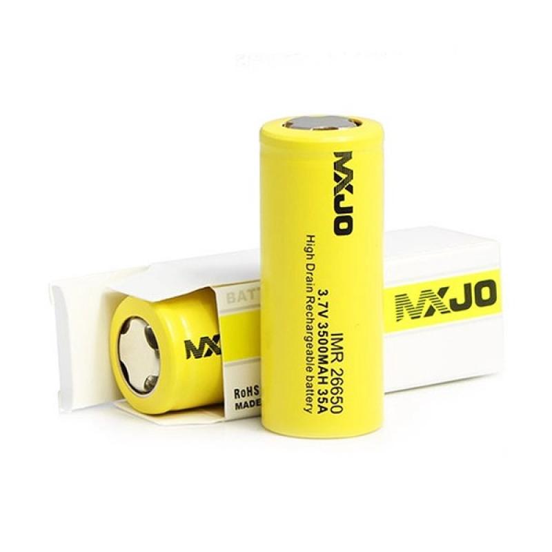 MXJO 26650 Battery 3500mAh 35A