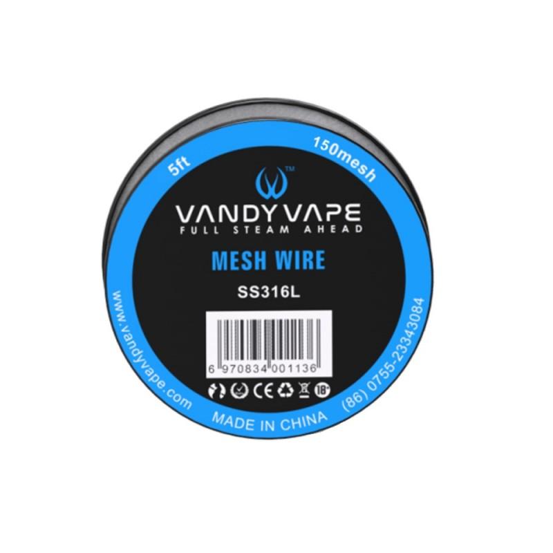 Vandy Vape Mesh Wire SS316L 150mesh