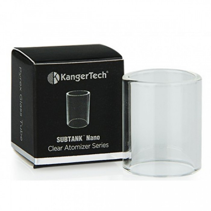 Kangertech Subtank Nano Kanger Top Filling Replacement Glass