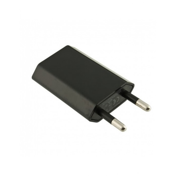 Wall AC flat charger adapter