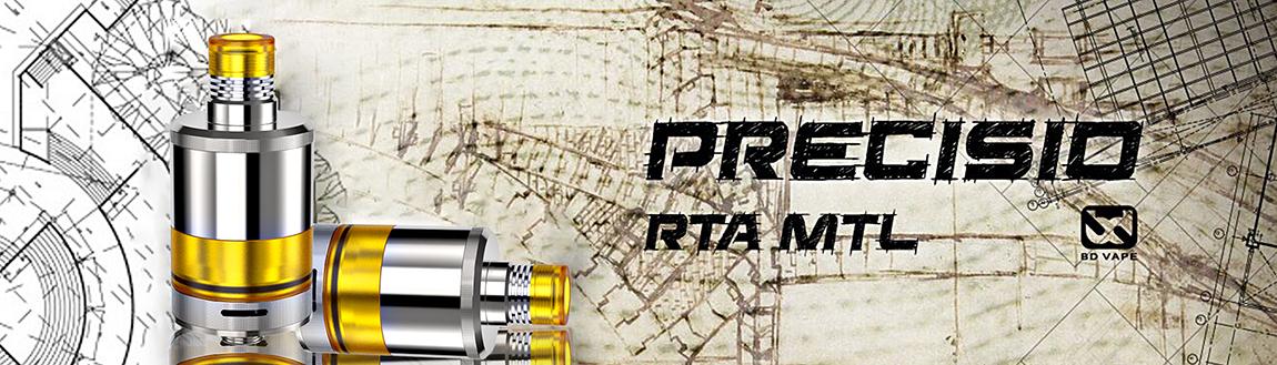 BD VAPE PRECISIO A - BD Vape Precisio MTL RTA